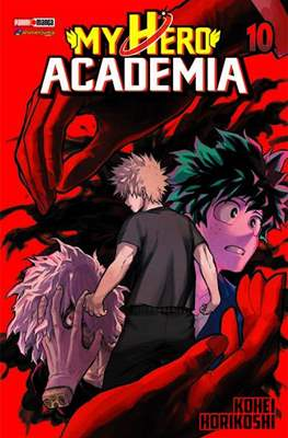 My Hero Academia (Rústica) #10