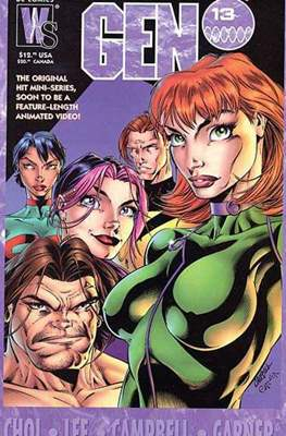 Gen 13 by Brandon Choi and Jim Lee