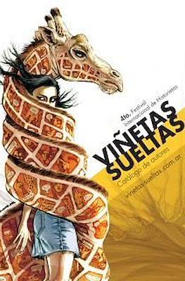 Catalogo Viñetas Sueltas 4to Festival Internacional de Historietas
