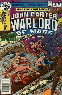 John Carter Warlord of Mars Vol 1 #23