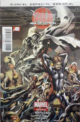Age of Ultron - Marvel Especial Semanal #2