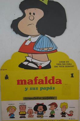 Troquelados Mafalda (2 grapas, 12 pp) #1