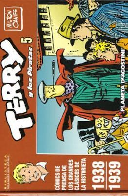 Terry y los Piratas. Biblioteca Grandes del Cómic #5