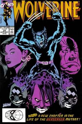 Wolverine (1988-2003) (Comic Book) #31
