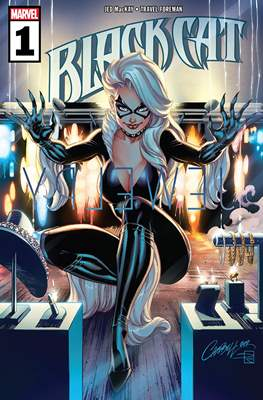 Black Cat (2019-) (Comic Book) #1