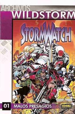 Archivos Wildstorm Stormwatch
