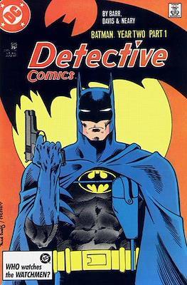 Detective Comics Vol. 1 (1937-2011; 2016-) (Comic Book) #575