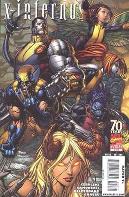 X-Infernus (Comic Book) #2