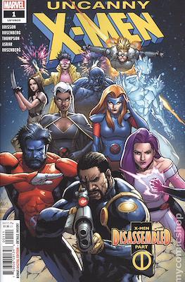 Uncanny X-Men Vol. 5 (2018-) (Comic Book) #1