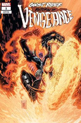 Ghost Rider: Return of Vengeance (Variant Cover)