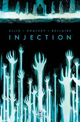 Injection (Comic-book) #14