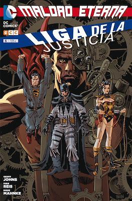 Liga de la Justicia. Nuevo Universo DC (Rústica.) #6