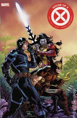 House of X (Variant Covers) #1.14