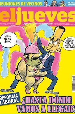 El Jueves (Revista) #1736