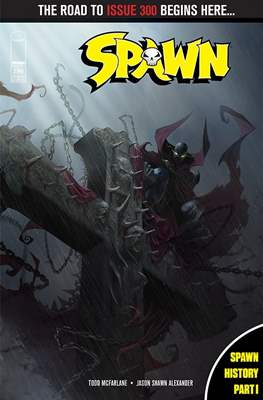 Spawn (Comic Book) #296