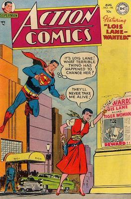 Action Comics Vol. 1 (1938-2011; 2016-) (Comic Book) #195