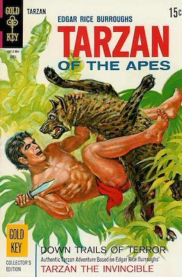 Tarzan (Comic-book) #183