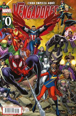 Los Vengadores Vol. 4 (2011-) (Grapa) #63