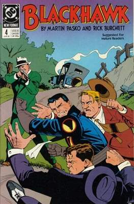 Blackhawk Vol 3: (1989-1990) #4