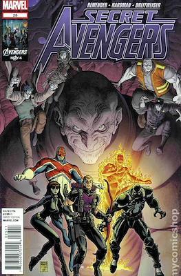 Secret Avengers Vol. 1 (2010-2013) #25