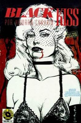Black Kiss (Grapa 12 pp) #11