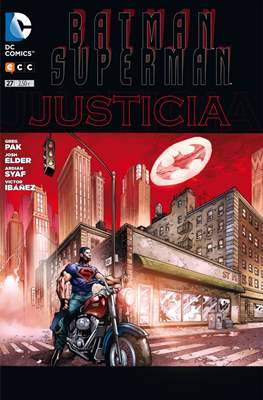 Batman / Superman. Nuevo Universo DC (Grapa) #27