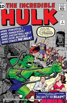 The Incredible Hulk Vol.1 (Digital) #5