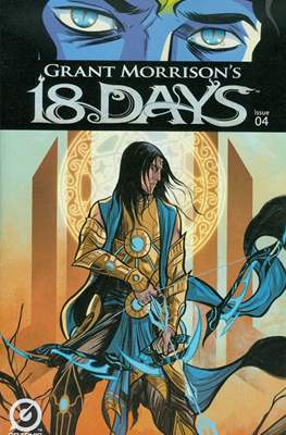 Grant Morrison's 18 Days (Comic-book) #4