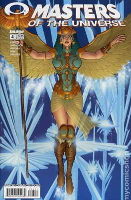 Masters of the Universe Vol. 2 (2003) (Comic Book) #4