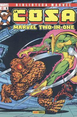 Biblioteca Marvel: La Cosa (2005-2006) #6