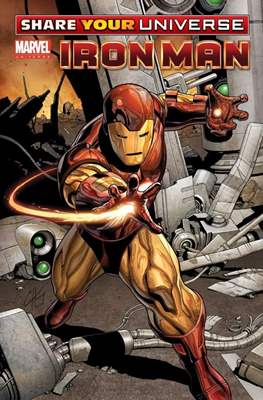 Share Your Universe: Iron Man