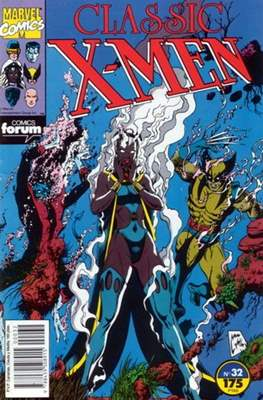 Classic X-Men Vol. 1 (1988-1992) (Grapa 32 pp) #32