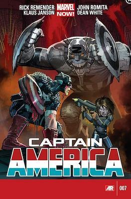 Captain America Vol. 7 (Digital. 2012) #7
