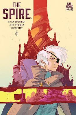 The Spire (Comic Book) #2