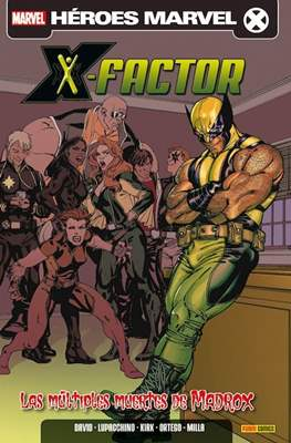 X-Factor Vol. 2 / Nuevo X-Factor Vol. 1 (2011-2016) (Rústica 144 pp) #4