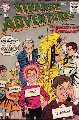 Strange Adventures (Comic Book) #92