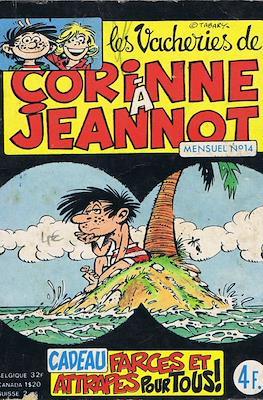 Les Vacheries de Corinne à Jeannot (Broche pocket 132 pp) #14