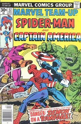 Marvel Team-Up Vol. 1 #52