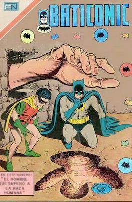 Batman - Baticomic (Rústica-grapa) #44