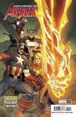 The Avengers Vol. 8 (2018-...) #44