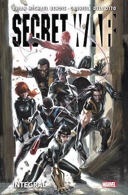 Secret War - Marvel integral (Cartoné 256 pp)