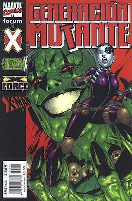 Generación Mutante (2000-2002)