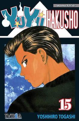 Yu Yu Hakusho (Rústica) #15