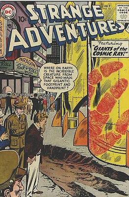 Strange Adventures (Comic Book) #82