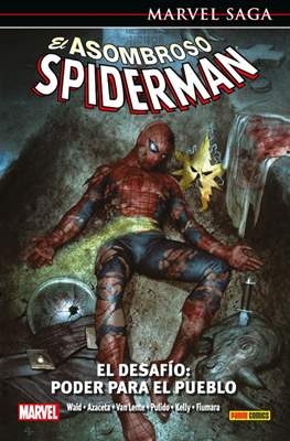Marvel Saga: El Asombroso Spiderman (Cartoné) #25
