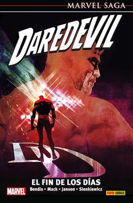 Marvel Saga: Daredevil (Cartoné) #25
