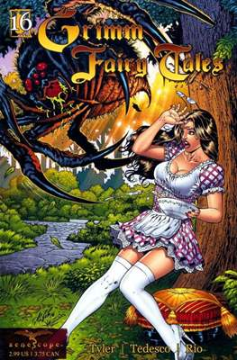Grimm Fairy Tales (Comic Book) #16