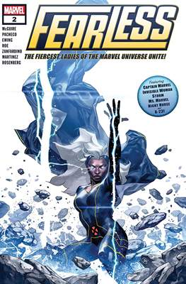 Fearless (2019-) (Comic Book) #2