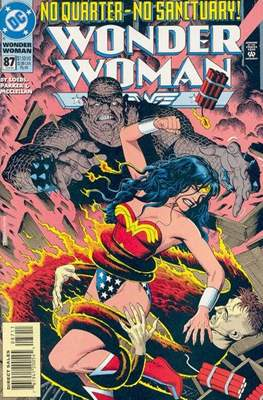 Wonder Woman Vol. 2 (1987-2006) (Comic Book) #87