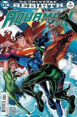 Aquaman Vol. 8 (2016-) #6